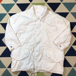 Hudson Jeans 3/4 Sleeve Utility Jacket